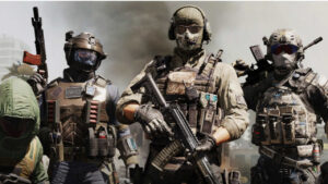 Characters in Call of Duty Mobile
