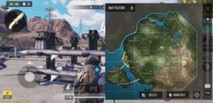 Map in Call of Duty