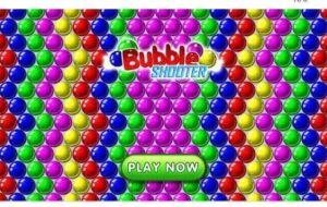BUBBLE SHOOTER GAME REVIEW