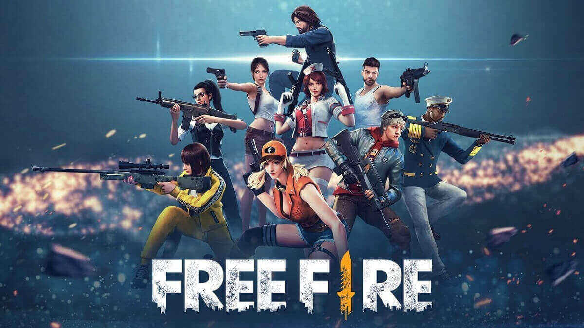 GARENA FREE FIRE REVIEW