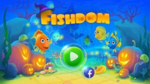 Fishdom Game Review - Putting Five Pieces Together to Make a Bomb