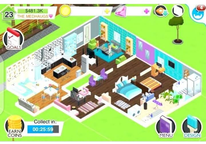 Game Design Home Review
