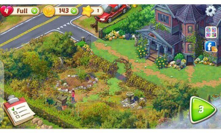 Lily's garden game review