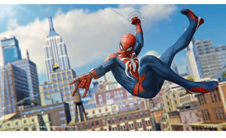 Marvels Spider-Man PS4 Review