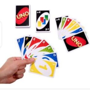 UNO cards game review