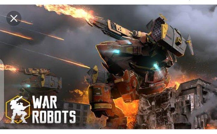 war robot game review