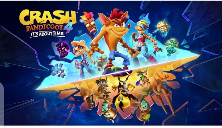 Crash Bandicoot 4 revisited