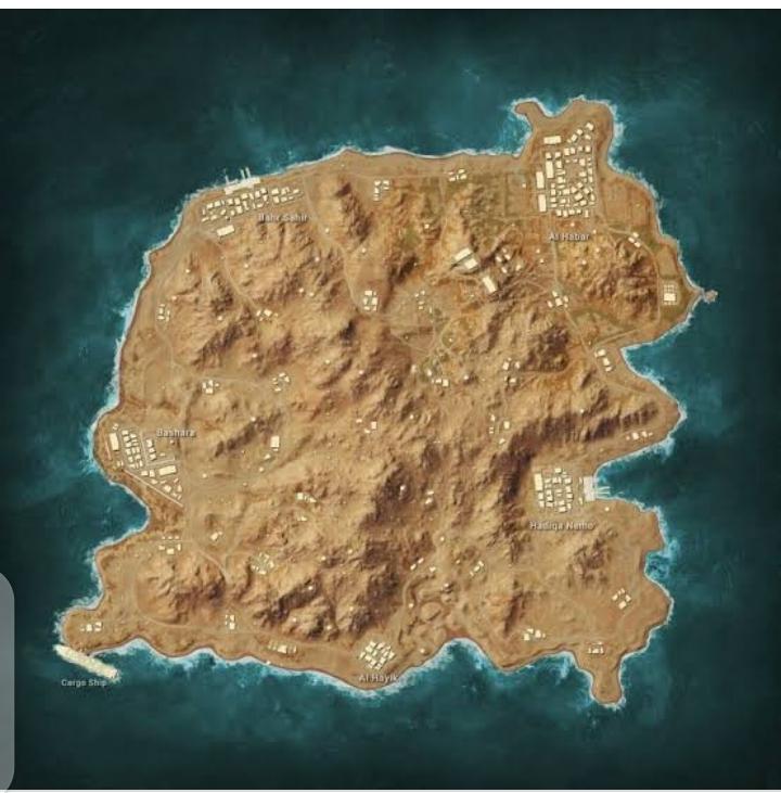 Karakin Map PUBG Review